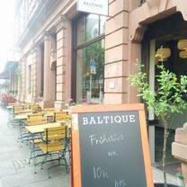 photo of restaurant baltique restaurant