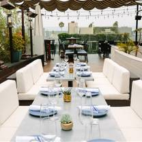 photo of sonoma wine garden - santa monica restaurant