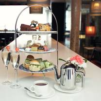 foto von afternoon tea at radisson blu restaurant