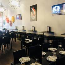 photo of maezo modern indian cuisine restaurant