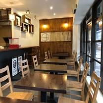 foto van uoichi restaurant