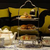 photo of afternoon tea at the mandeville hotel restaurant