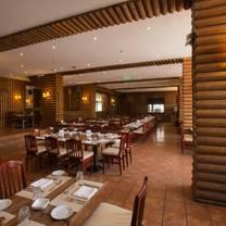 photo of le refuge intercontinental mzaar lebanon mountain resort & spa restaurant
