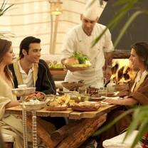 photo of el hor tent - intercontinental mzaar lebanon mountain resort & spa restaurant