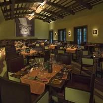 photo of stories fine dining establishment at hyatt regency lost pines restaurant