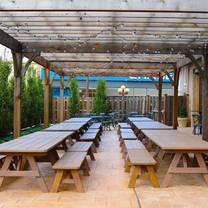 photo of garden social beer garden & kitchen restaurant