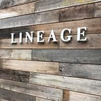 photo of lineage maui restaurant