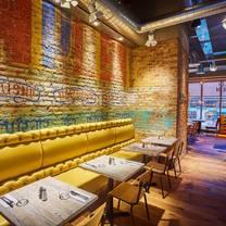 photo of giraffe - trinity restaurant