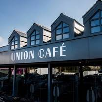 foto von union café - churchtown restaurant