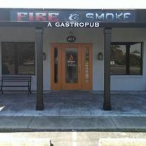 photo of fire & smoke restaurant