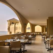 photo of horizon restaurant - amwaj rotana hotel & resort restaurant