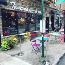 photo of taverna on the bay restaurant