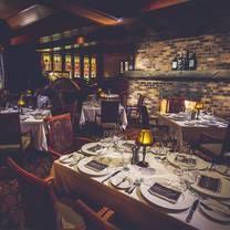 photo of the great oak at pechanga resort & casino restaurant