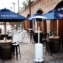 photo of the tapas room restaurant