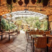 foto de restaurante parcela