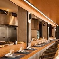 foto de restaurante ginza barra