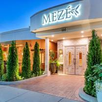 photo of meze mediterraneo restaurant