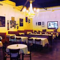 photo of tiniball, martinis & meatballs restaurant