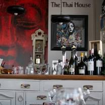 photo of the thai house st leonards restaurant