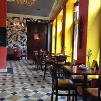 photo of twisted tapas restaurant