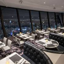 foto von 360 the restaurant at the cn tower restaurant