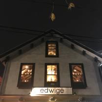 photo of edwige restaurant