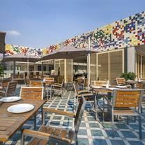 foto de restaurante roof garden - hamburgo