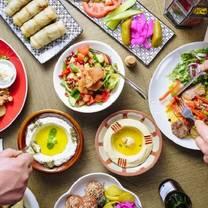 photo of zikrayat lebanese cuisine - melbourne restaurant