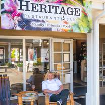 photo of heritage restaurant | bar restaurant