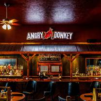 photo of angry donkey restaurant
