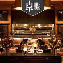 photo of high steaks - thunder valley casino resort restaurant