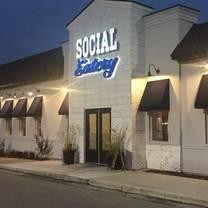photo of social eatery winston churchill restaurant