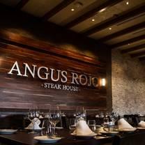 foto de restaurante angus rojo