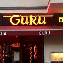 foto von guru restaurant restaurant