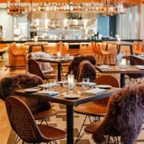 photo of meridian restaurant & bar restaurant
