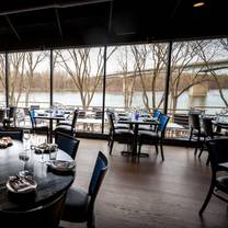 photo of river: a waterfront restaurant & bar restaurant