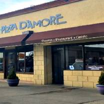 photo of pizza d'amore restaurant