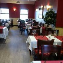 photo of korma indian restaurant restaurant
