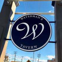 photo of waterman's tavern restaurant