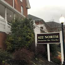photo of 622 north restaurant