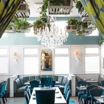 photo of the dorian restaurant