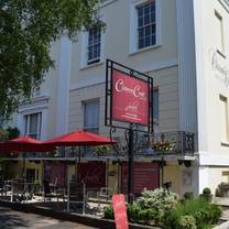 photo of joules bar and restaurant at clarence court hotel restaurant