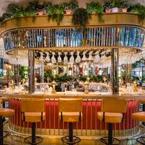 photo of the ivy brasserie, spinningfields restaurant