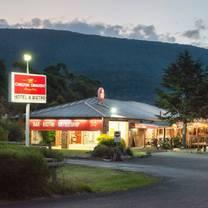 photo of halls gap hotel restaurant