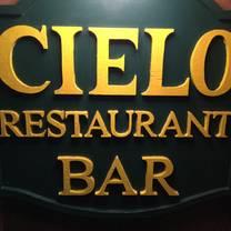 photo of cielo at the mayfair restaurant