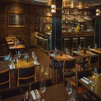 photo of hawksmoor spitalfields restaurant