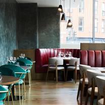 photo of the laureate restaurant