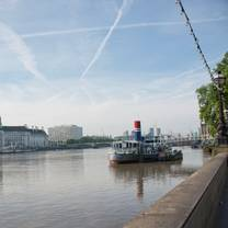 photo of the tattershall castle restaurant
