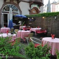 photo of immer satt restaurant