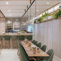 photo of hemsley & hemsley at selfridges restaurant